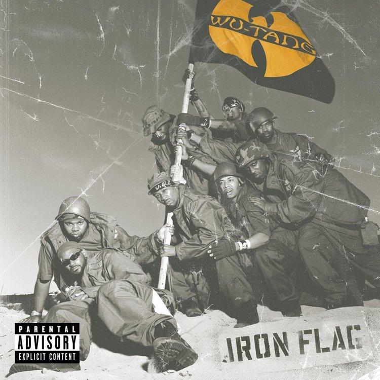 Wu-Tang Clan - Iron Flag (2LP)