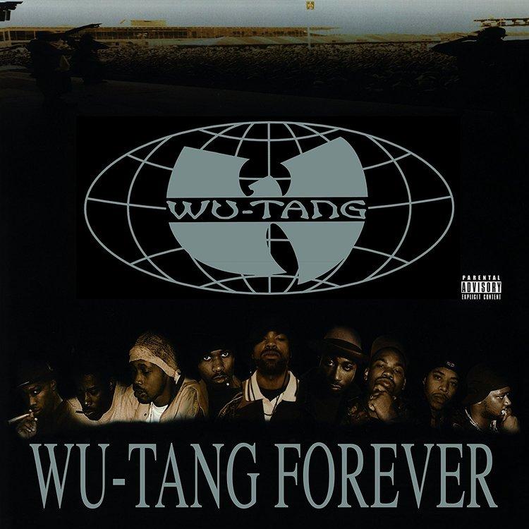 Wu-Tang Clan - Wu-Tang Forever 4lp