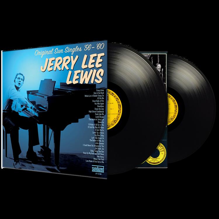 Jerry Lee Lewis - Original Sun Singles '56 - '60 2Lp