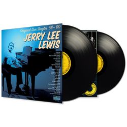 Jerry Lee Lewis - Original Sun Singles '56 - '60 2Lp