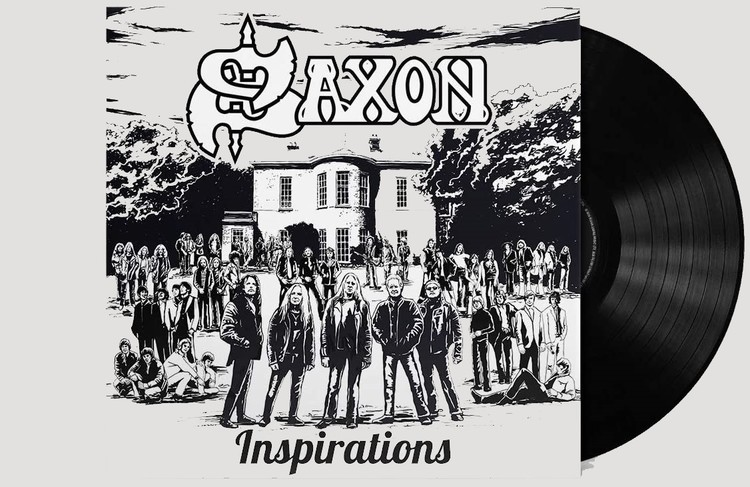 Saxon - Inspirations Lp