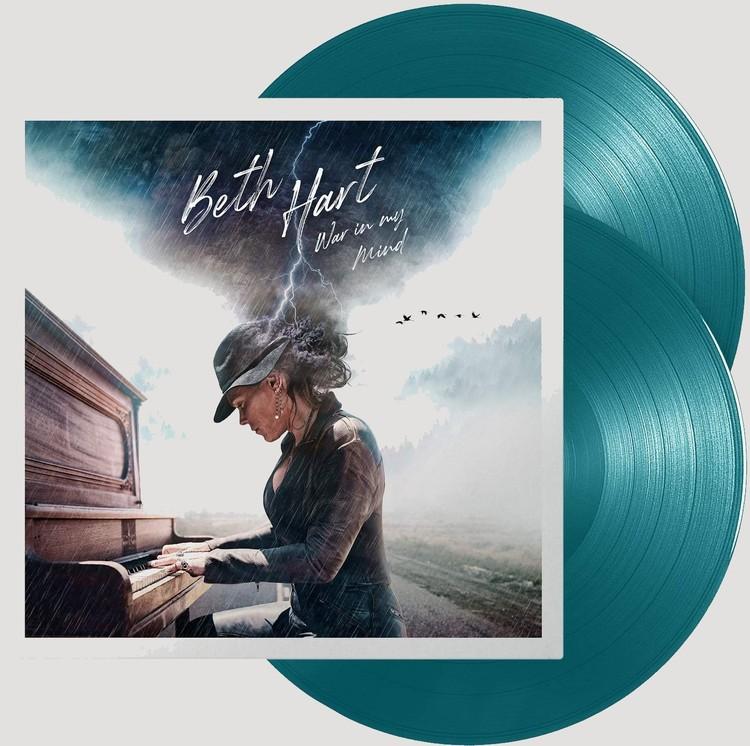 Beth Hart - War In My Mind Vinyl - 2LP - Coloured