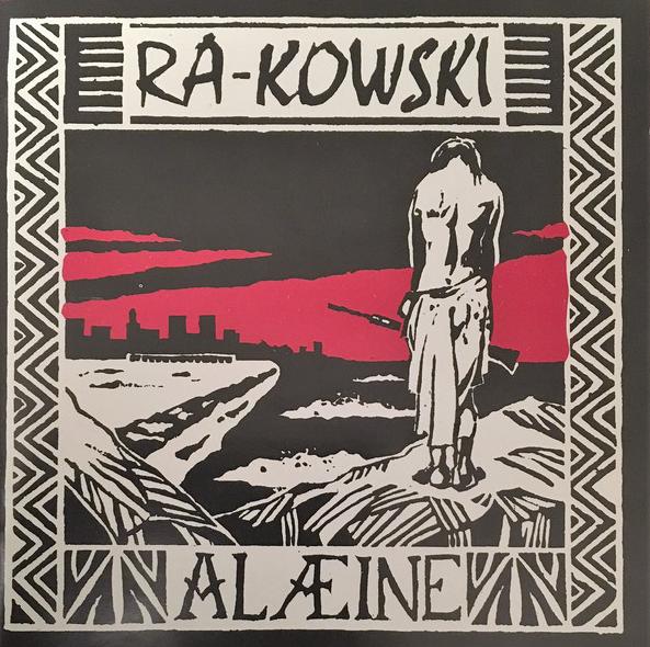 Ra-Kowski – Alæine Cd