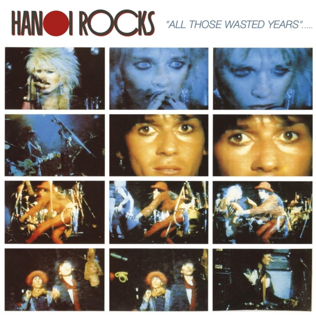 Hanoi Rocks – All Those Wasted Years 2Lp