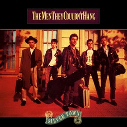 The Men They Couldn'T Hang ‎– Silver Town Lp LTD