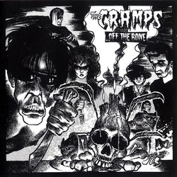 Cramps, The – .. off the bone Cd
