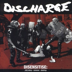 Discharge - Disensitise Cd