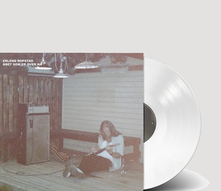 Erlend Ropstad – Året Som Er Over Nå - Limited Edition (VINYL - Hvit)