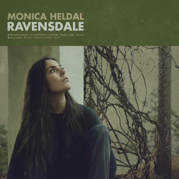 Monica Heldal - Ravensdale - Limited Edition (VINYL - Green) Lp