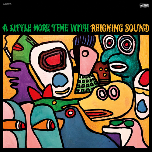 Reigning Sound – A Little More Time With Reigning Sound | Lp