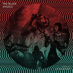 Black Angels, The - Live At Levitation ltd lp