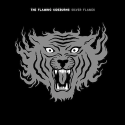 Flaming Sideburns, The ‎– Silver Flames Lp