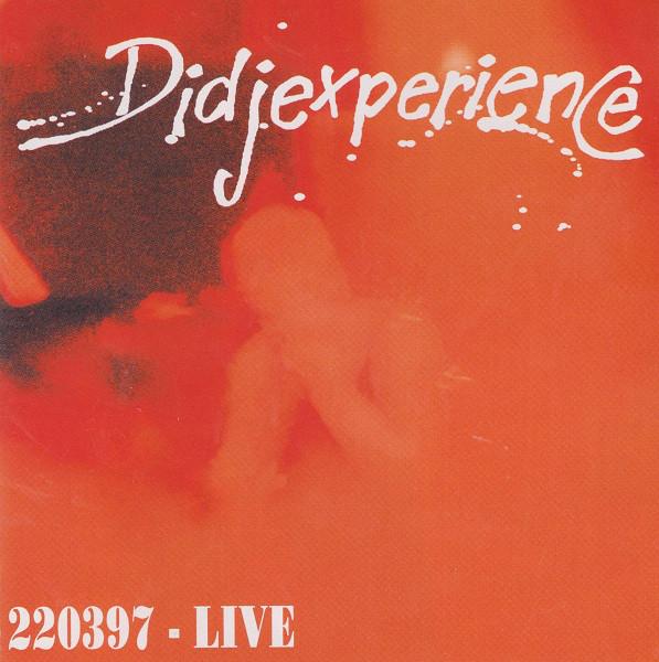 Didjexperience – 220397 - Live Cd