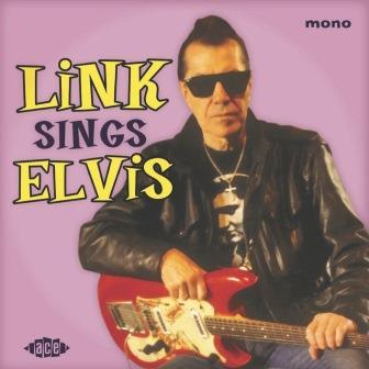 Link Wray - Link Sing Elvis 10''