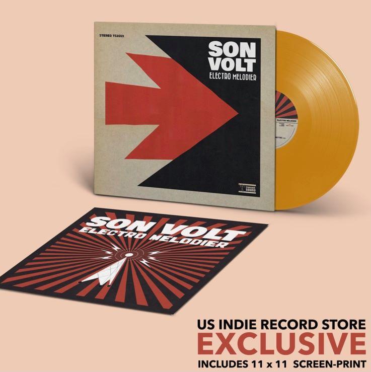 Son Volt - Electro Melodier |  LTD LP