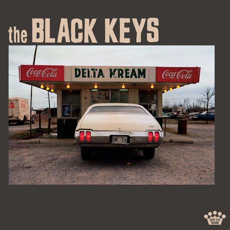 Black Keys, The - Delta Kream, LTD Indie Exclusive  2Lp