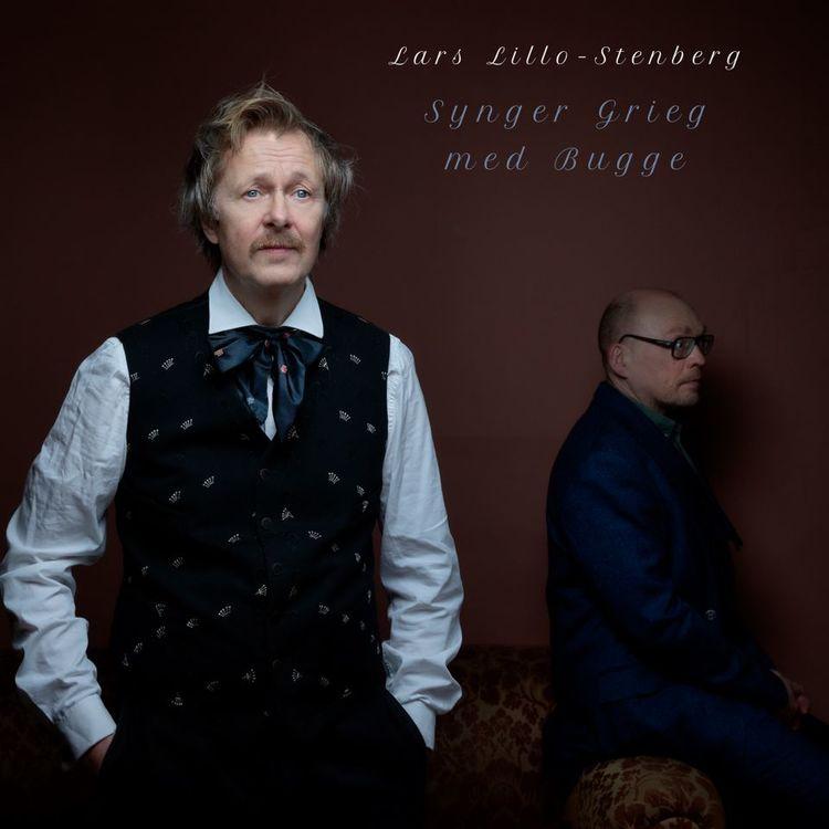 Lars Lillo-Stenberg - Synger Grieg Med Bugge - LTD (LP)