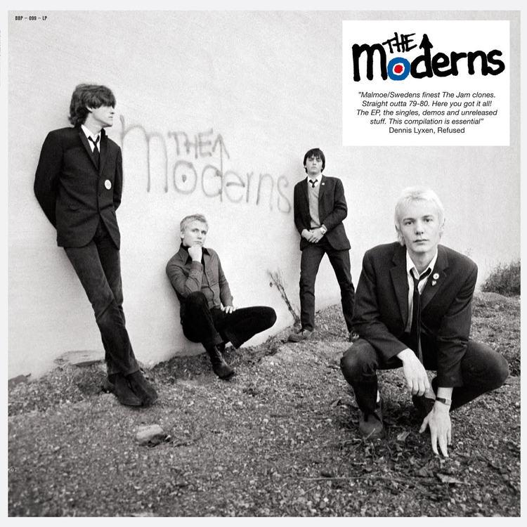 Moderns, The - Suburban Life | LP