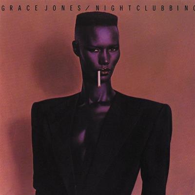 Grace Jones - Nightclubbing Lp