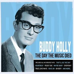 Buddy Holly - The Day The Music Died 180gram Lp