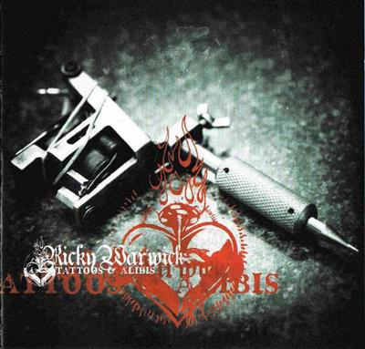 Ricky Warwick - Tattoos & Alibis CD