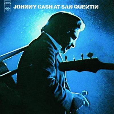 Johnny Cash – At San Quentin Lp