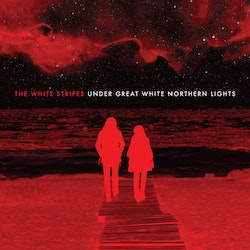 White Stripes,The -Under Great White Northern Lights Cd | Dvd