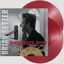 Brian Setzer - Rockabilly Riot! Volume One A Tribute To Sun Records 2LP | Coloured | LTD 2LP