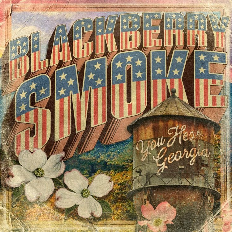 Blackberry Smoke - You Hear Georgia - Limited Edition VINYL - 2LP - Coloured