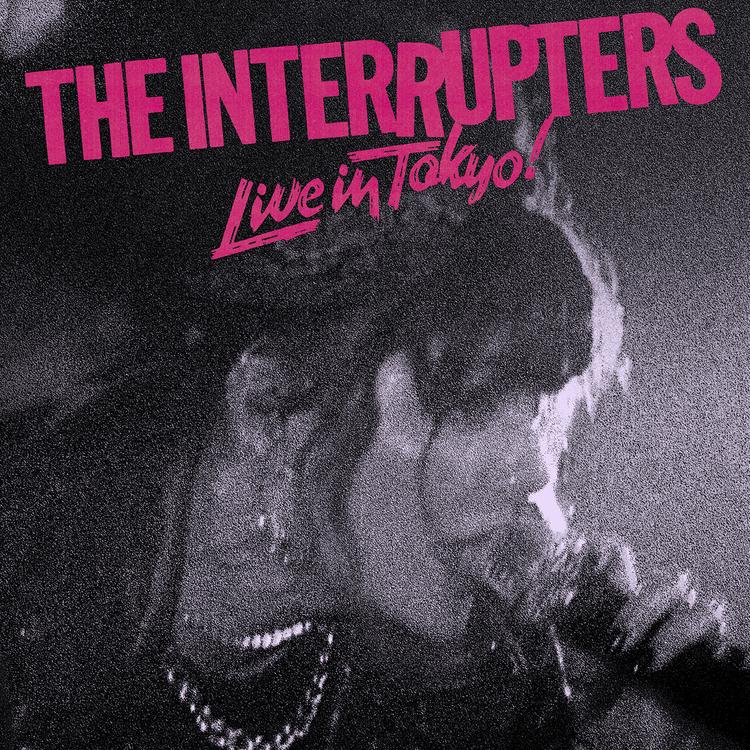 Interrupters, The – Live In Tokyo! - Limited Edition VINYL - Pink & Black Splatter