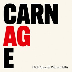 Nick Cave & Warren Ellis Carnage - Carnage  Lp