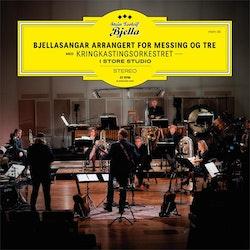 Stein Torleif Bjella - Bjellasangar Arrangert For Messing… Lp