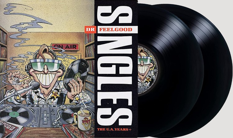 Dr. Feelgood – Singles: The U.A. Years +  2LP