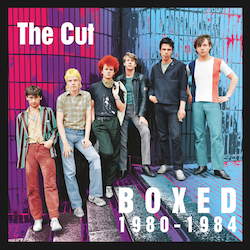 Cut, The - Boxed 1980-1984 | 5cd