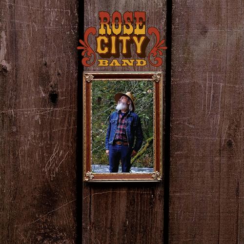 Rose city band - Earth Trip | Lp