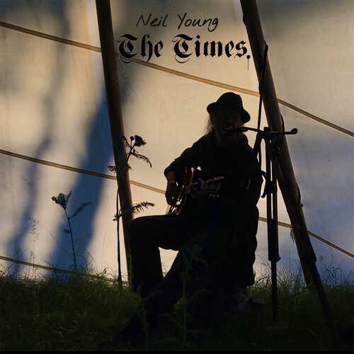 Neil Young - The Times Lp