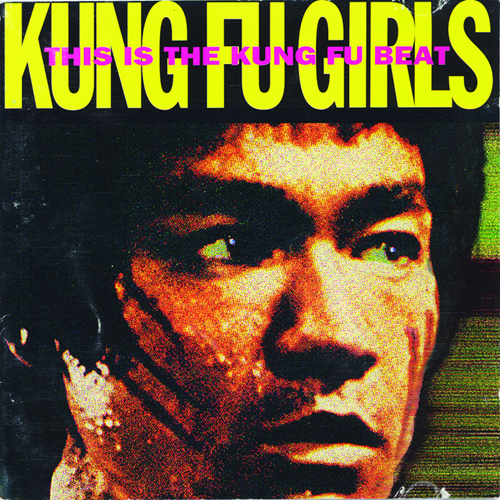 Kung Fu Girls - This Is The Kung Fu Beat     Lp