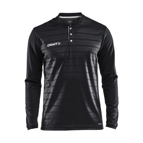 Pro Control Button Jersey LS