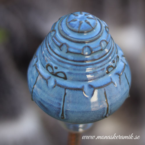 "Trädgårds ornament 8 ""Sommarjeans"""