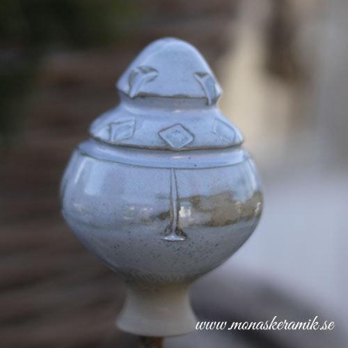 "Trädgårds ornament 4 ""Robins Egg"""