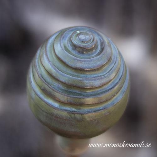 """Trädgårds ornament 1 """"Sommargrön"""""""