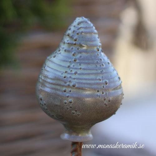 """Trädgårds ornament 2 """"Sommargrön"""""""