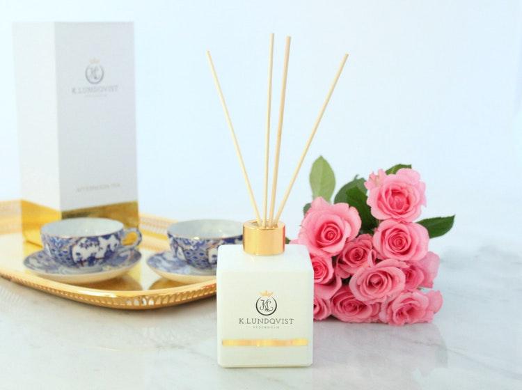 Doftpinne Afternoon tea - Ingefära, te och liljor