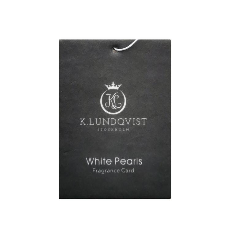 Bildoft White Pearls- Nytvättat