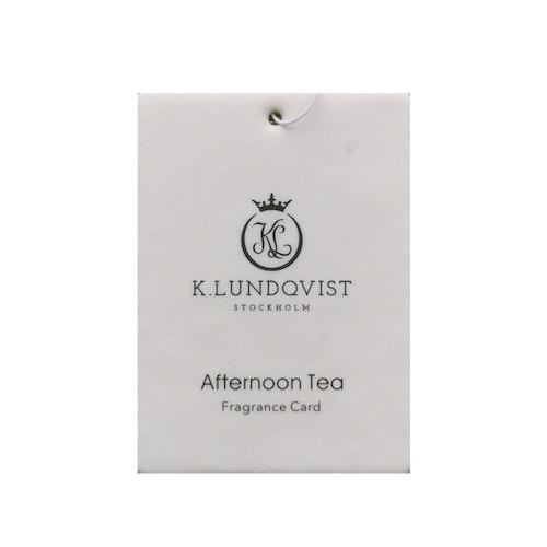 Bildoft Afternoon Tea - Ingefära, te och liljor