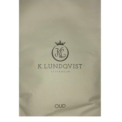 Doftpåse Oud - Mysk, svart vanilj och oud