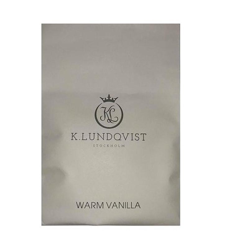 Doftpåse Warm Vanilla - Vanilj, mysk och tonkabönor