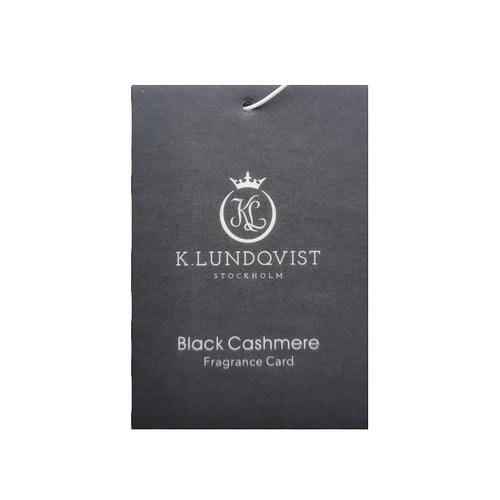 Bildoft Black Cashmere - Bärnsten, patchouli och lavendel