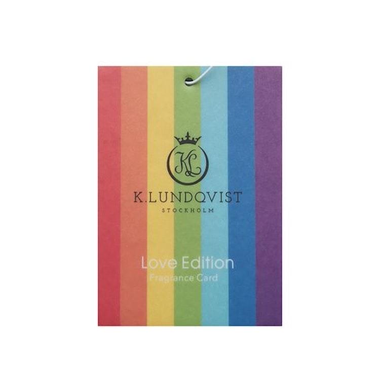 Bildoft Love Edition - Päron, rabarber och polkagris