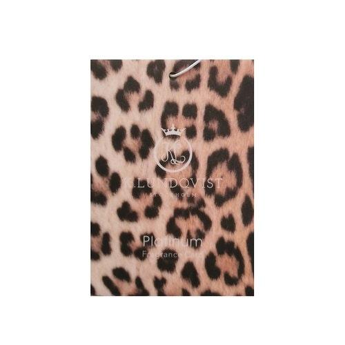 Bildoft Leopard - Smultron och mandariner